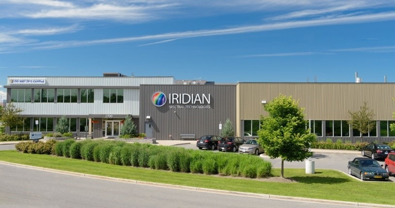 Iridian Supplying Key Components for New COVID-19 Testing Kit